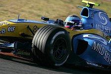 Formel 1 - Testing Time, Tag 4: Montagny on Top, während McLaren & Toyota flohen