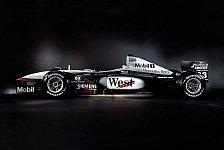 Formel 1 - Bilderserie: Die McLaren-Silberpfeile seit 1997
