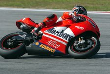 MotoGP - Wird Ducati 2005 alle überraschen?