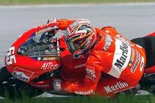 MotoGP - Sepang Test, Tag 3: Capirossi beendet die Tests auf einem Hoch