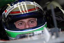 Motorsport - GP2: Gianmaria Bruni unterschrieb bei Coloni!