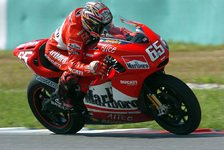 MotoGP - Ducati begann Sepang-Tests