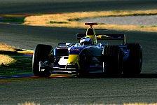 Formel 1 - Testing Time, Tag 4: Coulthard mit Bestzeit vor Pizzonia