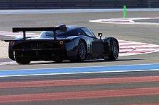 Mehr Motorsport - Bertolini setzte Maserati-Tests fort