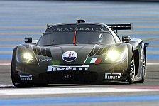 Motorsport - Bilder: FIA GT - Maserati Tests in Le Casteller