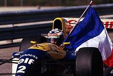 Motorsport - Grand Prix Masters Serie: Rasende Edel-Pensionisten