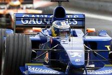 Formel 1 - Bilderserie: Nick Heidfelds F1-Karriere im Schnelldurchlauf
