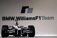 Formel 1 - BMW-Williams präsentierte den FW27