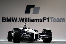 Formel 1 - Alle BMW-Williams Boliden seit 2000