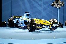 Formel 1 - Renault präsentierte den R25