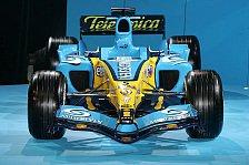 Formel 1 - Bob Bell: Der R25 ist eine Einheit