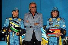 Formel 1 - Briatore: Es ist besser Ferrari zu besiegen, als es zu managen