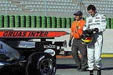 Formel 1 - Pedro de la Rosa im dritten McLaren?
