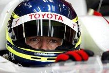 Formel 1 - Da Matta: Toyota ist total verloren