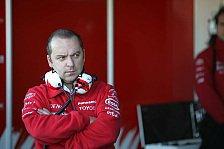 Formel 1 - Toyota plant weitere Änderungen am TF105