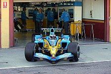 Formel 1 - Barcelona: Renault vor Red Bull!
