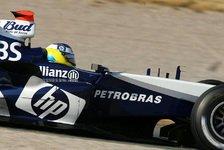 Formel 1 - Auch Sven Heidfeld fiel ein weiß-blauer Stein vom Herzen