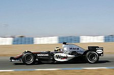 Formel 1 - Offiziell: Pedro de la Rosa im dritten McLaren!