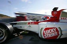 Formel 1 - Piquet Jr. als dritter Mann bei Honda?