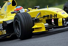 Motorsport - Timo Glock freut sich auf ein spannendes & witziges Champ Car Jahr