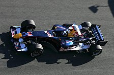 Formel 1 - Christian Klien: Begeistert vom RB1!