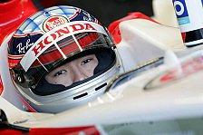 Formel 1 - Sato erhielt französischen Rookie-Preis