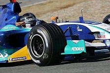 Formel 1 - Jacques Villeneuve: Der C24 ist ein starkes Auto