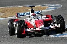Formel 1 - Toyota: TF105 wurde generalüberholt!