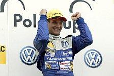 Motorsport - Polo-Cup-Champion Matthias Meyer wird Volkswagen Junior