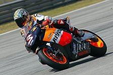 MotoGP - Sepang Tests am Samstag: Biaggi gibt den Ton an