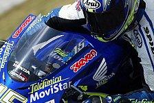MotoGP - Phillip Island, Tag 1: Gibernau gibt den Ton an