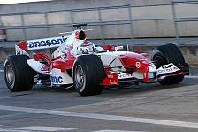 Formel 1 - Barcelona: Montoya vor Alonso