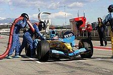 Formel 1 - Testing Time, Tag 1: Alonso schlug zurück!