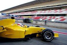 Formel 1 - Dominguez unterschrieb Vorvertrag bei Midland