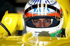 Formel 1 - Indien verbietet Karthikeyans Helmdesign