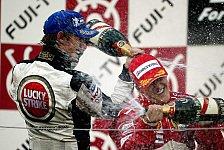 Formel 1 - Jenson Button möchte auf Michael Schumacher herabschauen