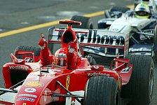 Formel 1 - Michael Schumacher: Die Zeit der Sprüche ist vorbei