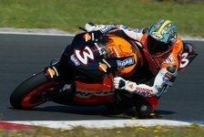 MotoGP - Barcelona Tests, MotoGP Tag 1: Honda-Quartett an der Spitze