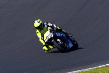 MotoGP - Phillip Island, Tag 2: Rossi führt Yamaha-Quartett an