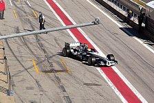 Formel 1 - BMW-Williams: Spannung vor dem Saisonstart