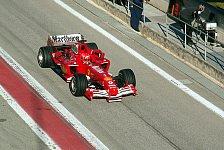 Formel 1 - Michael Schumacher: Die Regeln kommen meinem Fahrstil entgegen