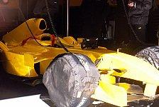 Formel 1 - Alex Shnaider möchte einen seiner Boliden testen