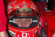 Formel 1 - Michael Schumacher: Ich hinterfrage mich ständig