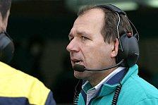 Formel 1 - Willy Rampf: Die Hierarchie normalisiert sich