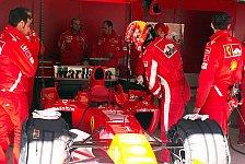 Formel 1 - Bilder: Barcelona-Testfahrten ab dem 15.02.2005