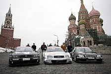 DTM - Rennen in Moskau auf 2006 verschoben – Brünn springt ein