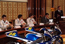 MotoGP - Steve Jenkners Team stellt sich vor