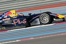 Motorsport - Erster GP2-Test verlief ohne größere Probleme