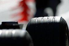 Formel 1 - Die F1 Backstage: Reifen mit beschränkter Haftung