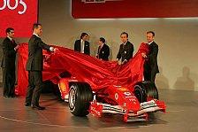 Formel 1 - Partnerreise: Erleben Sie das F2005-Debüt in Spanien live!